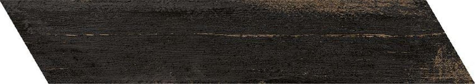 Azario Chevron Negro Gres Mat
