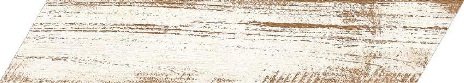 Azario Chevron White Gres Mat