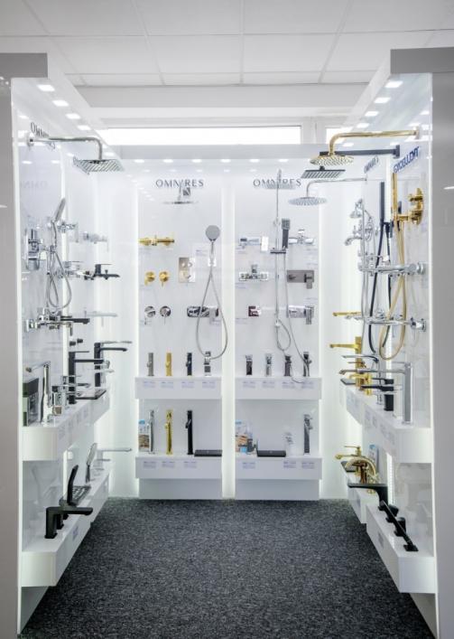 Baterie łazienkowe w BLU Kędzierzyn-Koźle