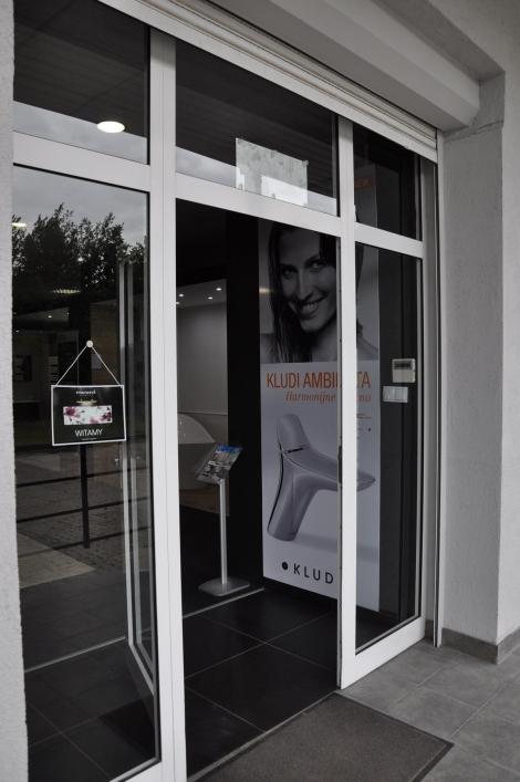 BLU Łódź zaprasza z uśmiechem od samego wejścia