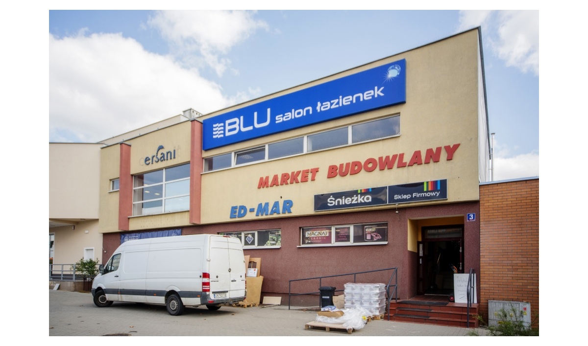 BLU Salon Łazienek Kędzierzyn-Koźle