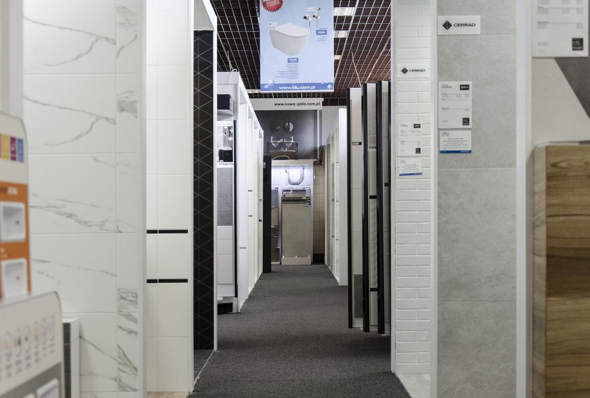 Aranżacje łazienek w BLU Łowicz  - zdjęcie od BLU salon łazienek Łowicz