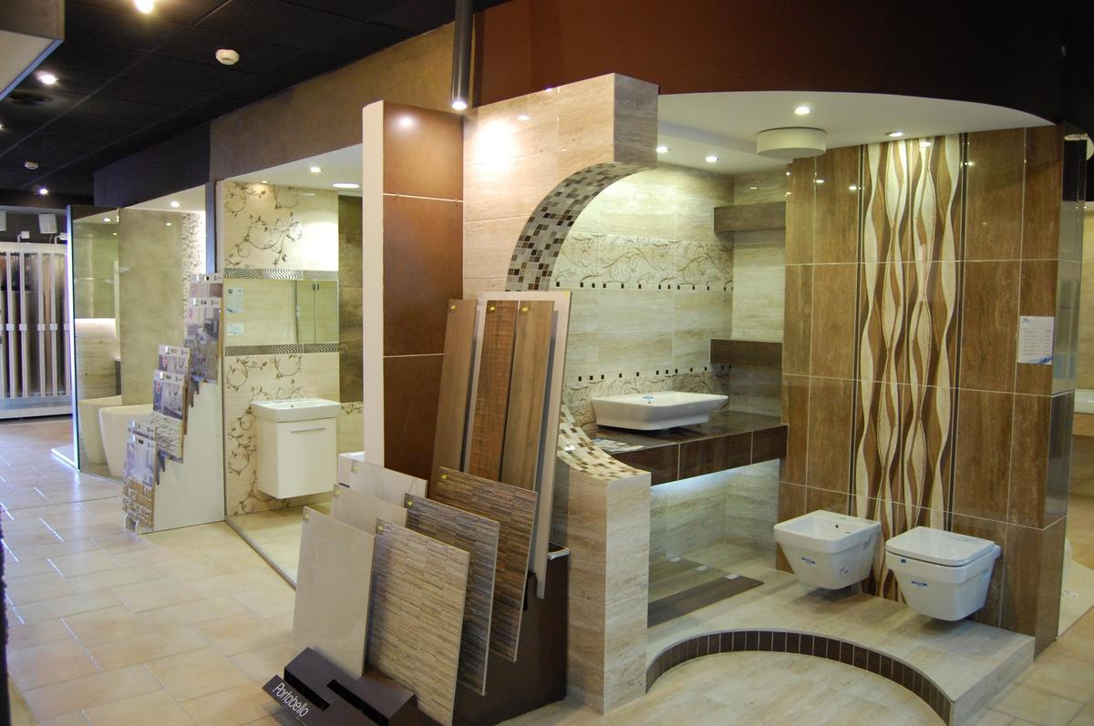 Aranżacje łazienek w brązach i beżach - BLU Nowy Sącz - zdjęcie od BLU salon łazienek Nowy Sącz