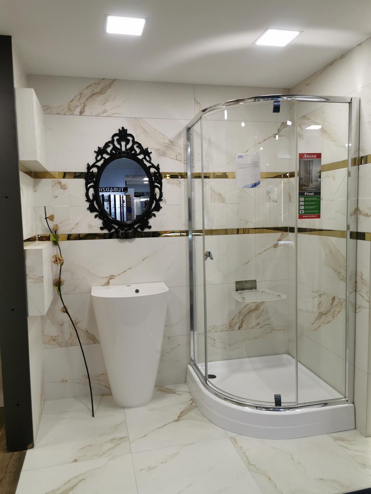 Azario Calacatta - zdjęcie od BLU salon łazienek Ciechanów