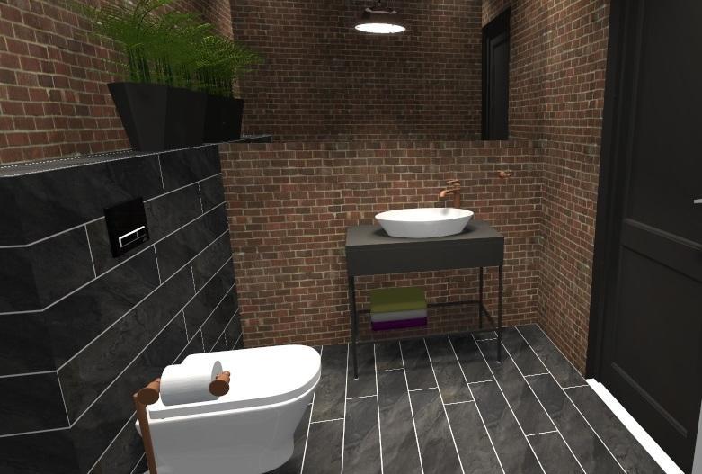 Azario Guinea - zdjęcie od BLU salon łazienek Gniezno