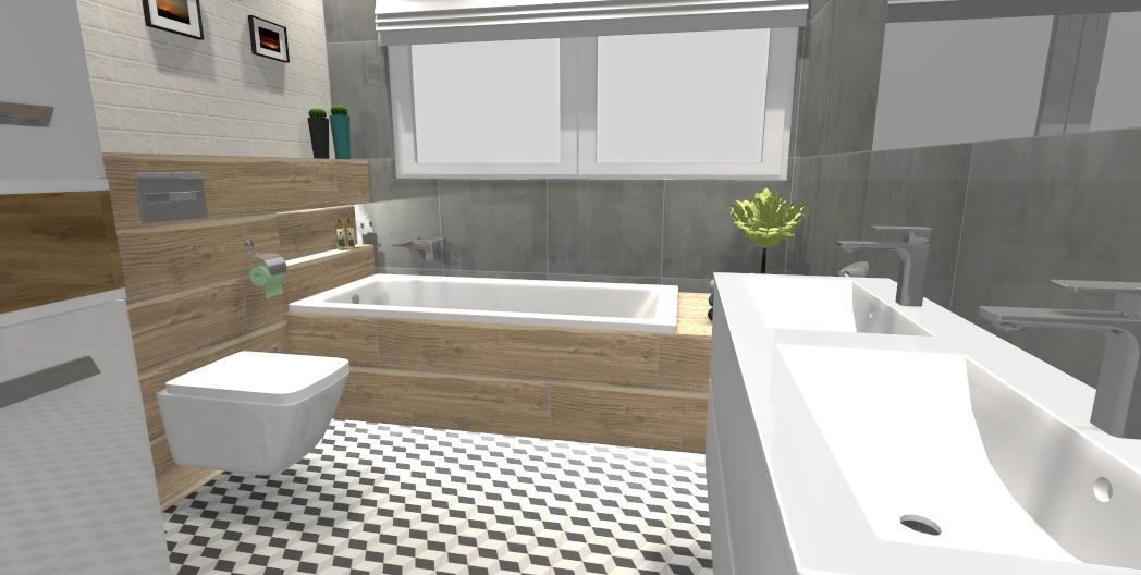 Azario Honey Quadro - zdjęcie od BLU salon łazienek Gniezno