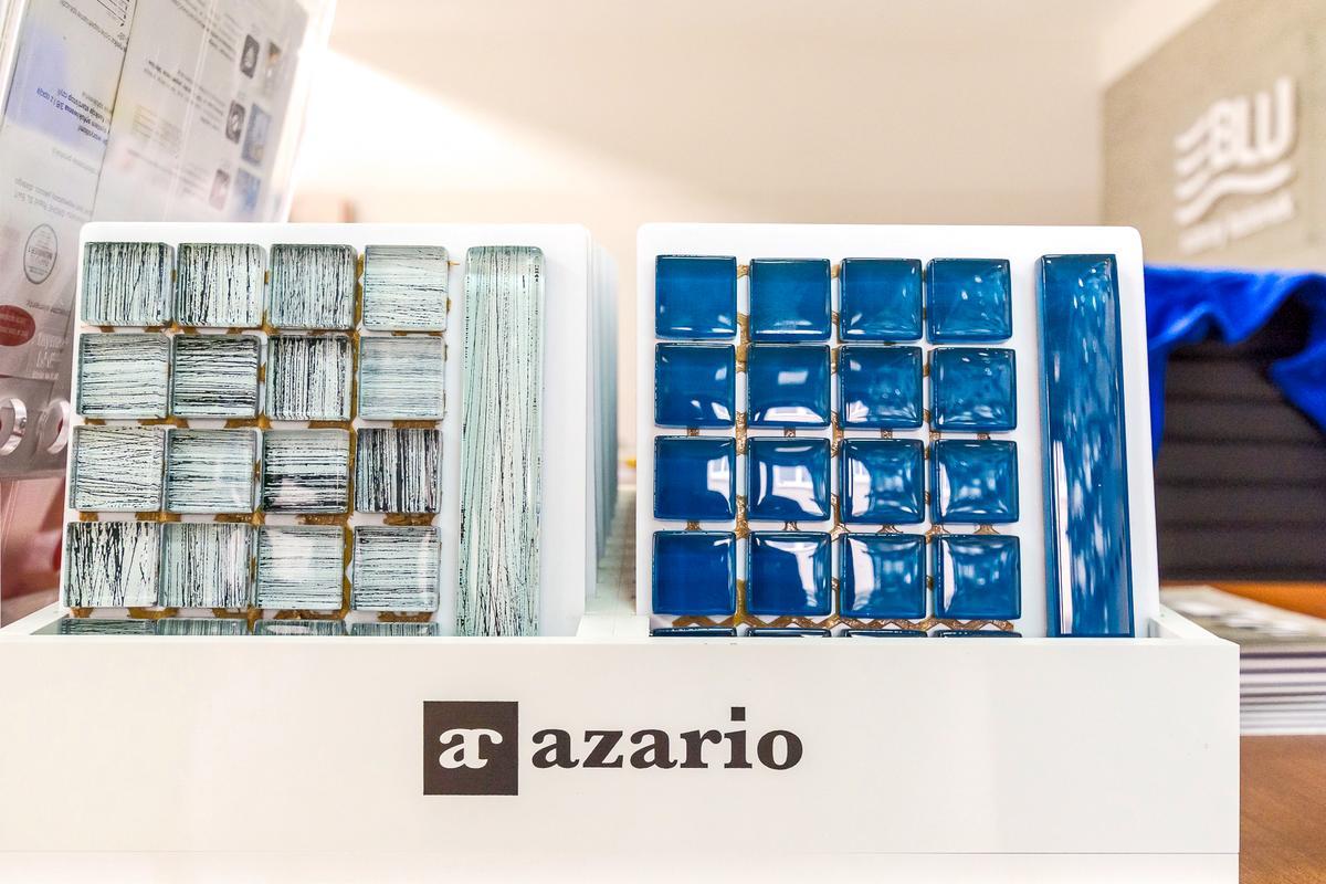 Azario mozaiki - zdjęcie od BLU salon łazienek Giżycko
