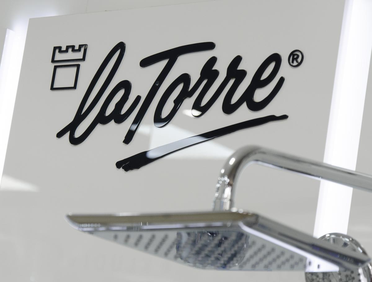 Baterie łazienkowe La Torre - ekspozycja w BLU Białystok - zdjęcie od BLU salon łazienek Białystok