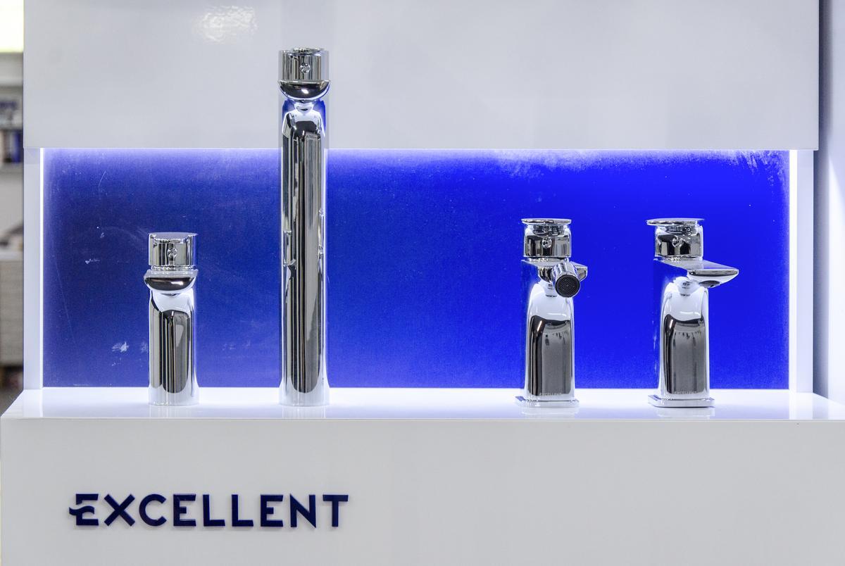 Baterie umywalkowe marki Excellent w BLU Skierniewice - zdjęcie od BLU salon łazienek Skierniewice