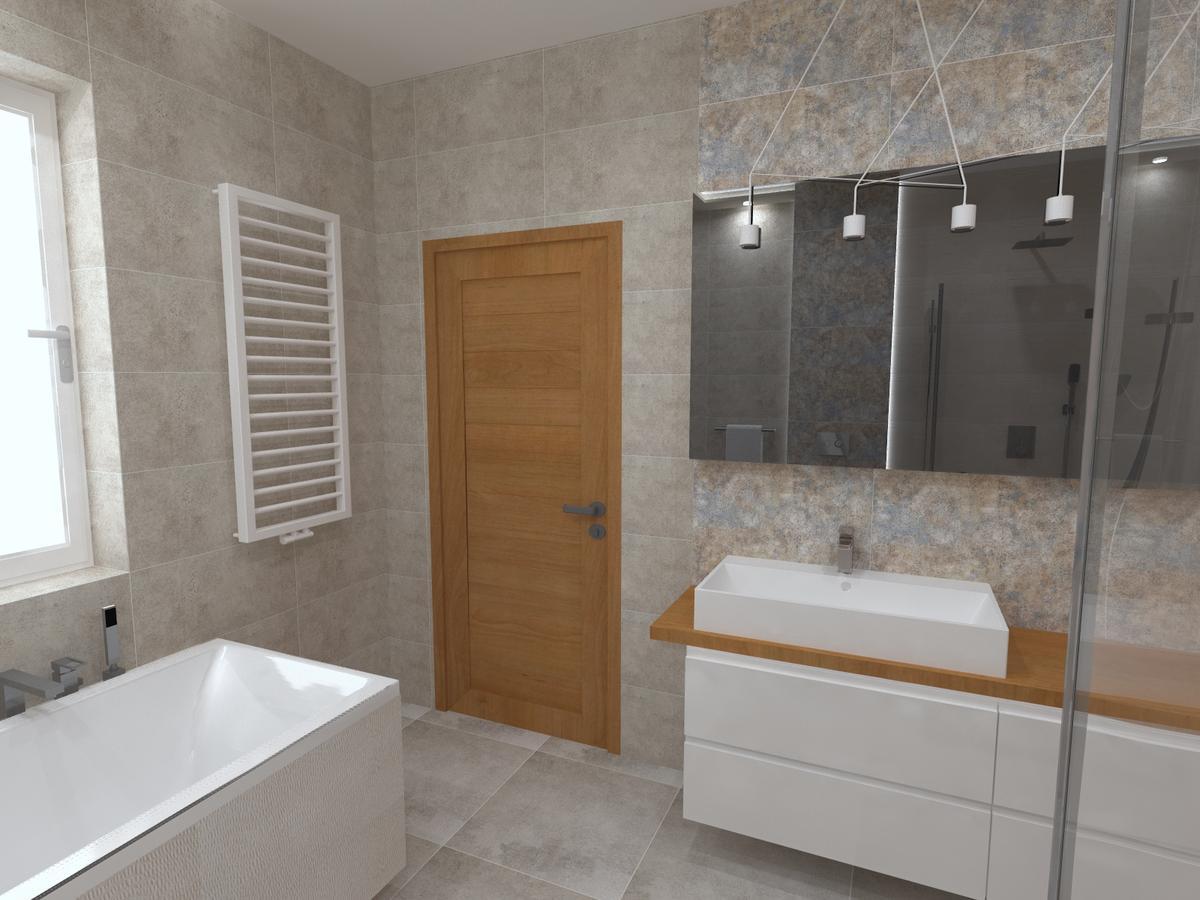 Carpet w łazience - zdjęcie od BLU salon łazienek Inowrocław