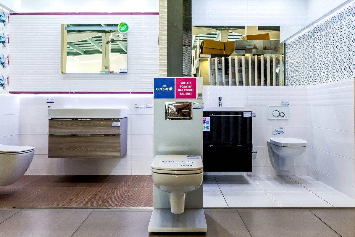 Cersanit, Opoczno - Wielkie pomysły dla Twojej łazienki! - zdjęcie od BLU salon łazienek Kwidzyn
