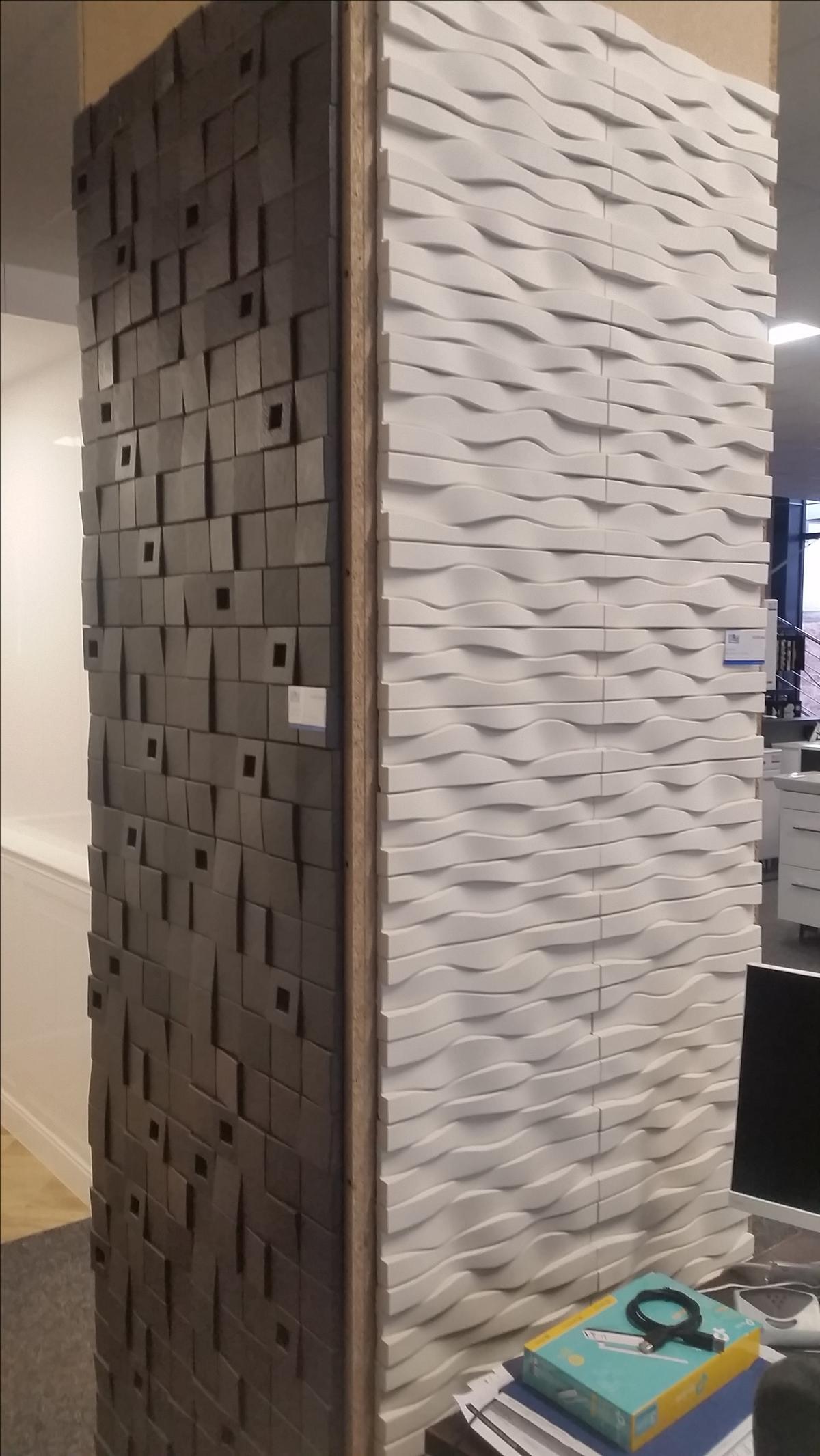 Dekor ścienny 3D - zdjęcie od BLU salon łazienek Chojnice