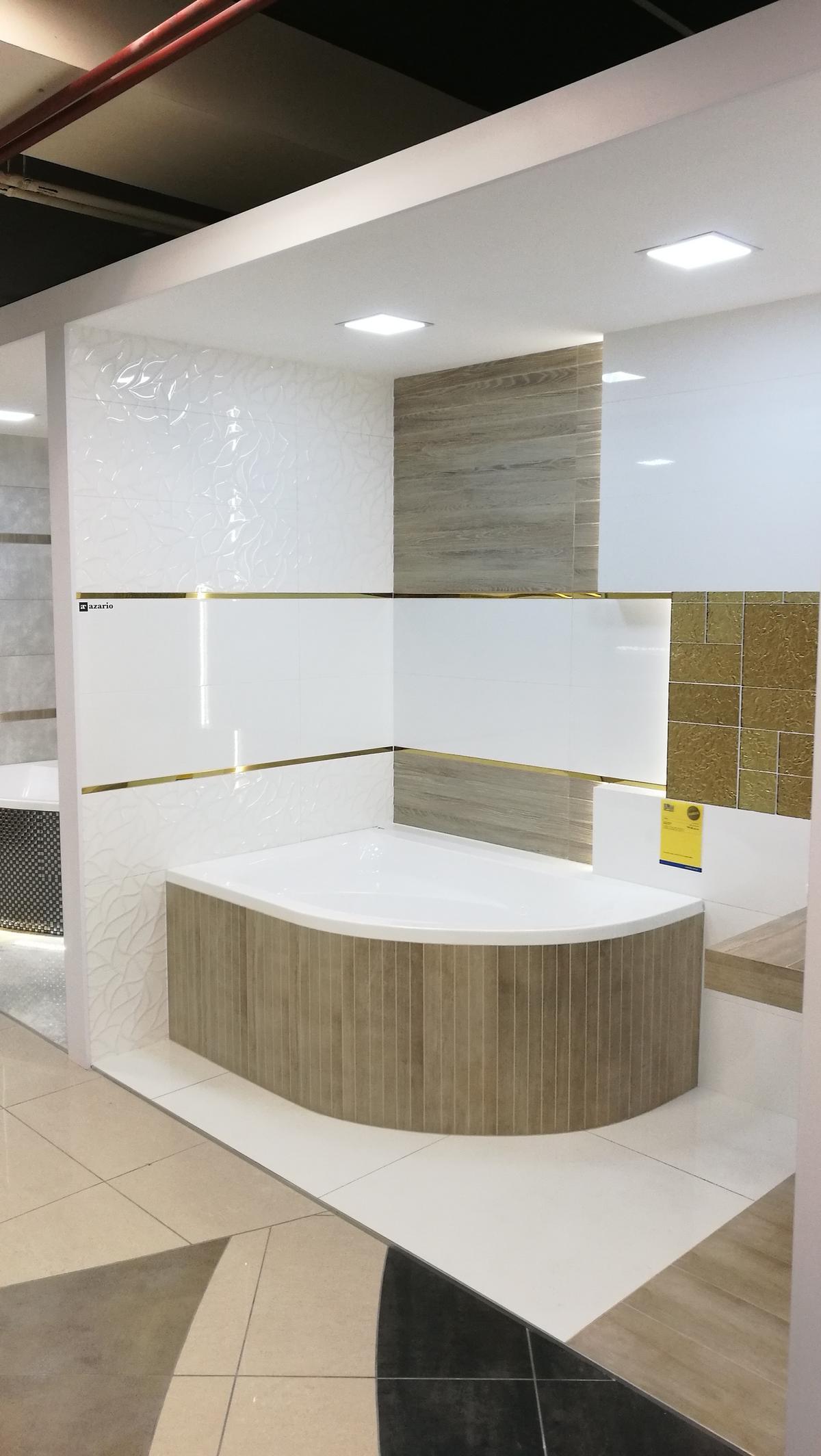 Ekspozycja Azario Zanzibar - BLU salon łazienek Siedlce - zdjęcie od BLU salon łazienek Siedlce
