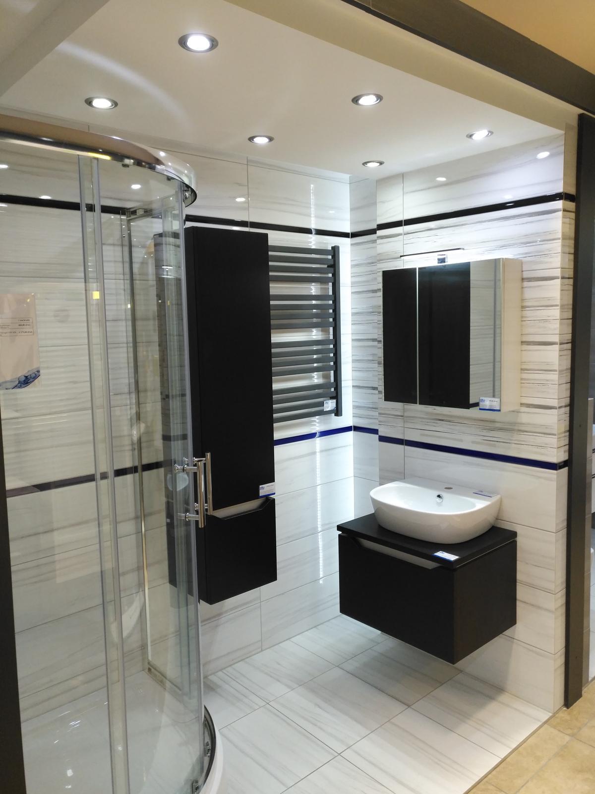 Ekspozycja łazienki w kolekcjach Opoczno - zdjęcie od BLU salon łazienek Dębica