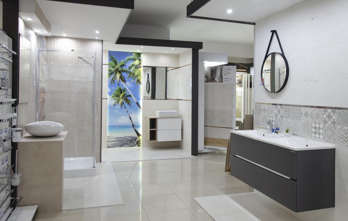Ekspozycja w BLU Grudziądz - zdjęcie od BLU salon łazienek Grudziądz
