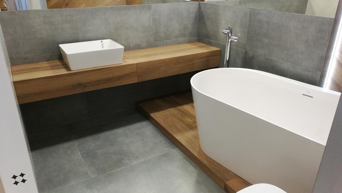 Ekspozycja w salonie BLU w Siedlcach - zdjęcie od BLU salon łazienek Siedlce
