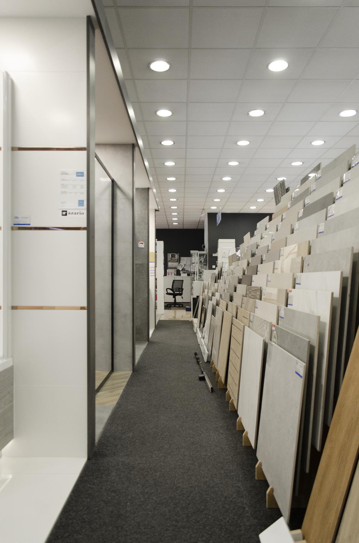 Ekspozycje łazienek w BLU Koszalin - zdjęcie od BLU salon łazienek Koszalin