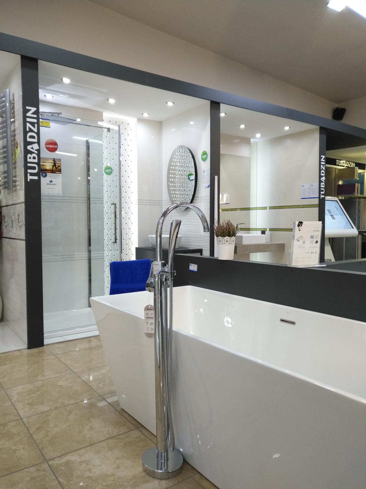 Ekspozycje w BLU salon łazienek Dębica - zdjęcie od BLU salon łazienek Dębica