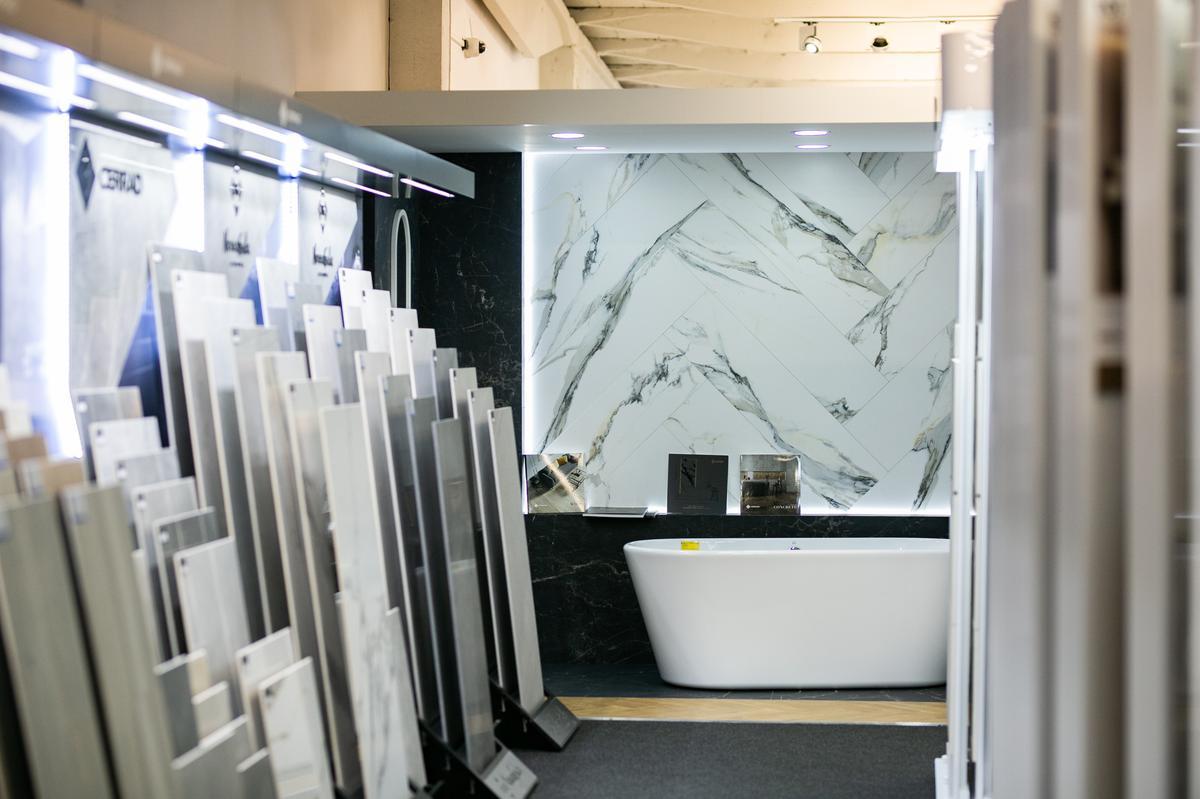 Ekspozycje w BLU Zamość - zdjęcie od BLU salon łazienek Zamość