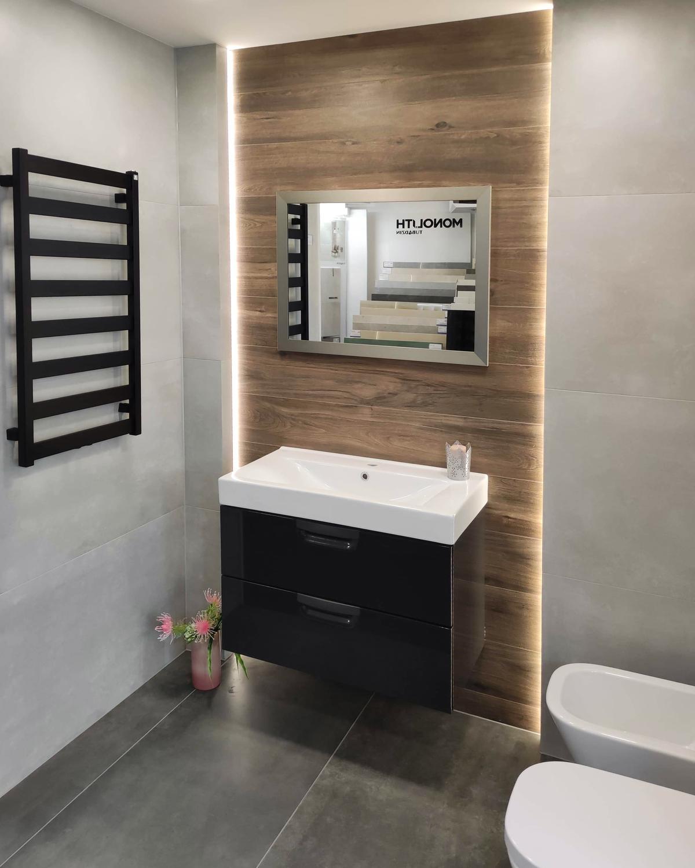 Eleganckie meble łazienkowe w BLU Września - zdjęcie od BLU salon łazienek Września