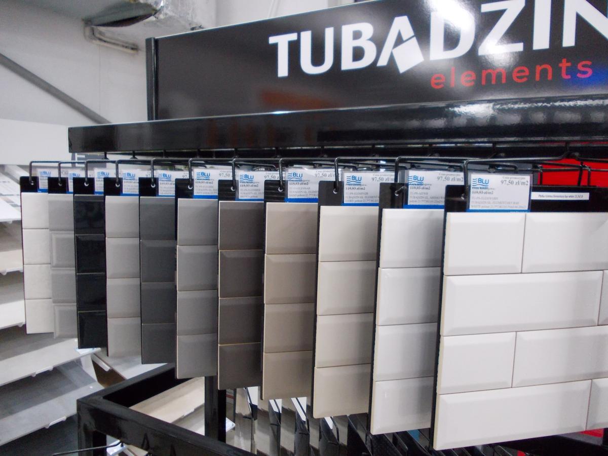 Glazura Tubądzin - największy wybór w Bochni - zdjęcie od BLU salon łazienek Bochnia