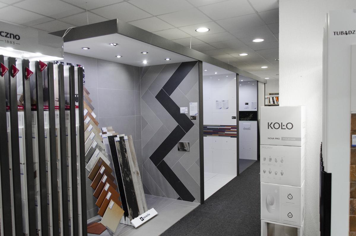 Gotowe pomysły na aranżację łazienki w BLU Kołobrzeg - zdjęcie od BLU salon łazienek Kołobrzeg