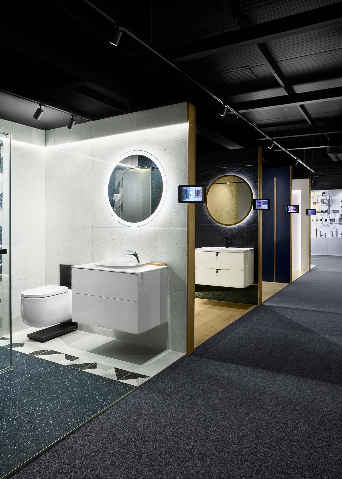 Inspiracje łazienkowe w BLU Elbląg - zdjęcie od BLU salon łazienek Elbląg