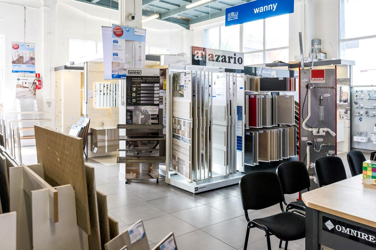 Jak urządzić łazienkę - sprawdź propozycje salonu w BLU w Kwidzynie - zdjęcie od BLU salon łazienek Kwidzyn