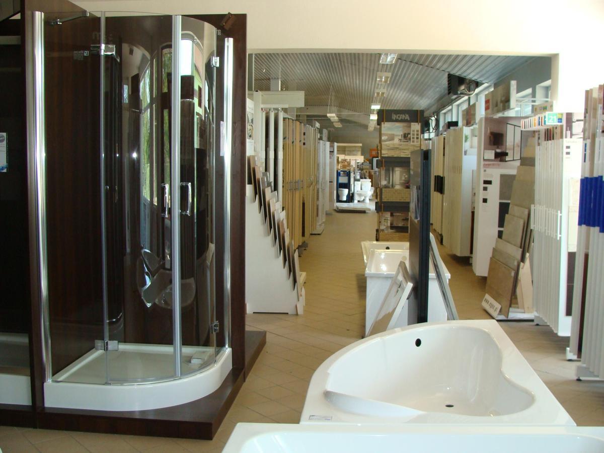 Kabiny prysznicowe, wanny, płytki - zapraszamy do salonu BLU w Mławie - zdjęcie od BLU salon łazienek Mława