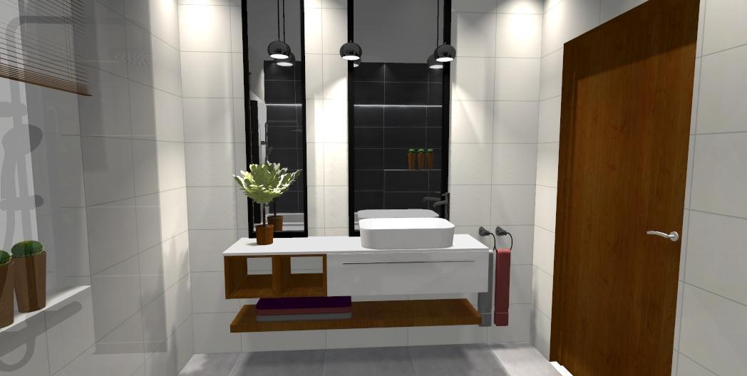 Kolekcja Taiga w aranżacji łazienki - zdjęcie od BLU salon łazienek Gniezno