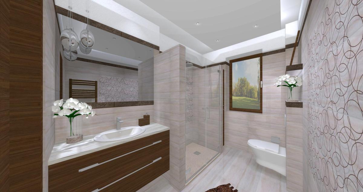 Kolekcja Tubądzin FIorino w aranżacji salonu w Dębicy - zdjęcie od BLU salon łazienek Dębica