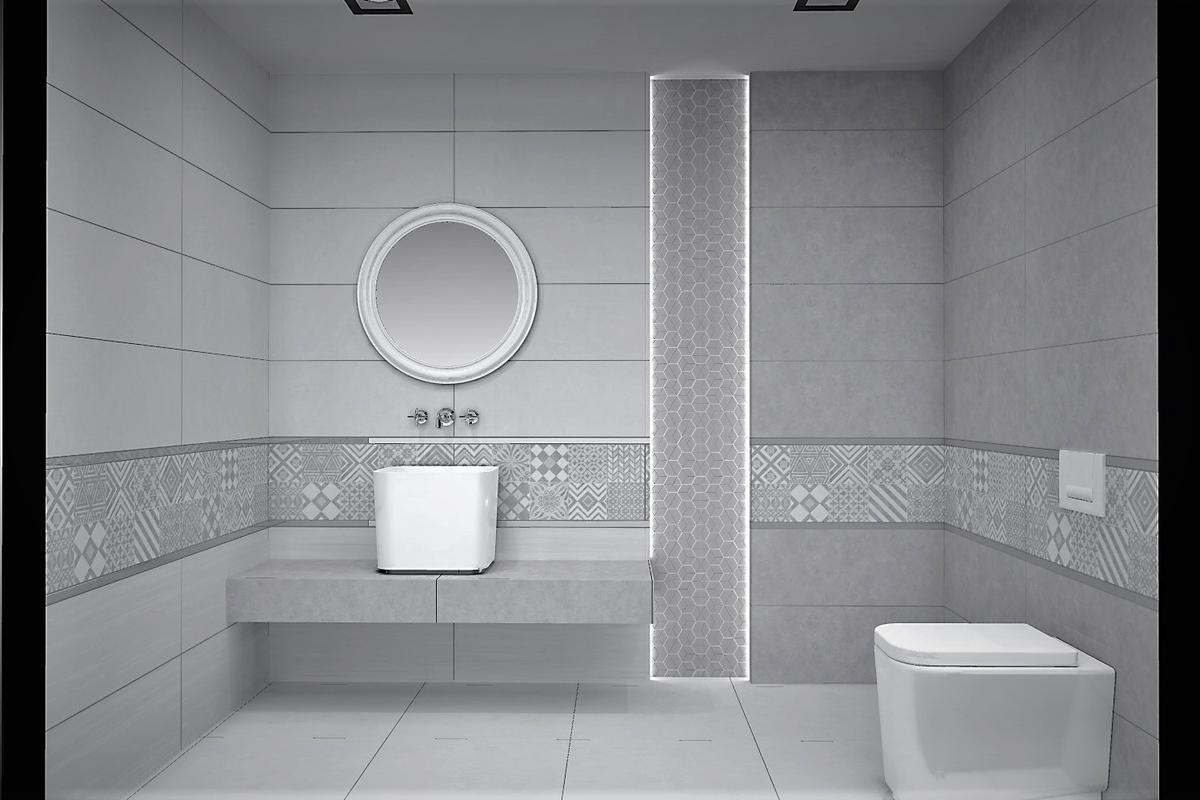 Kolekcja Tubądzin Igara - zdjęcie od BLU salon łazienek Bochnia
