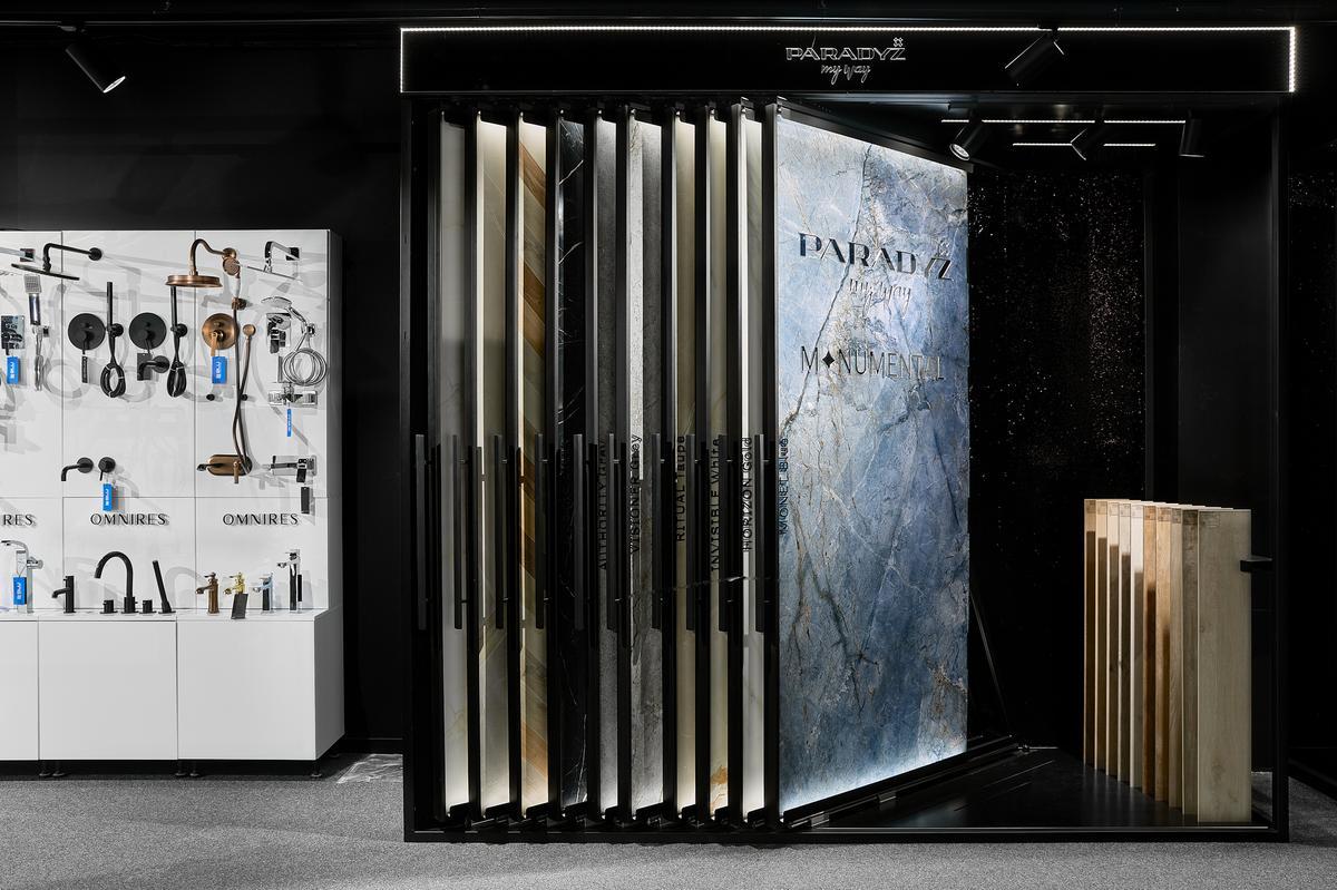 Kolekcje płytek ceramicznych marki Paradyż My Way w BLU Elbląg - zdjęcie od BLU salon łazienek Elbląg