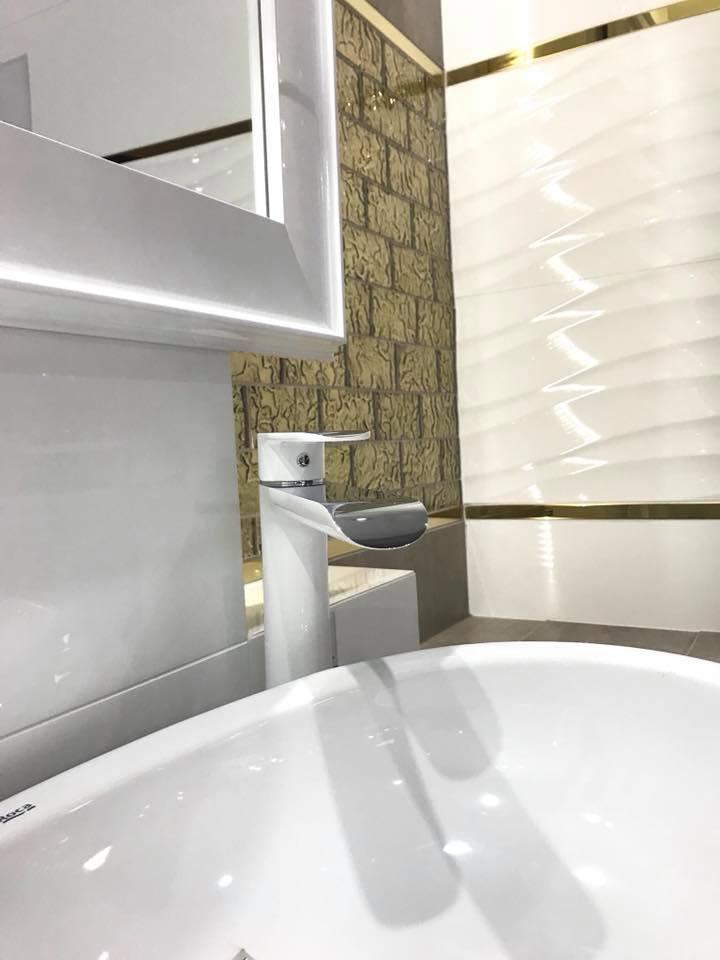 Łazienka w detalu - zdjęcie od BLU salon łazienek Łódź