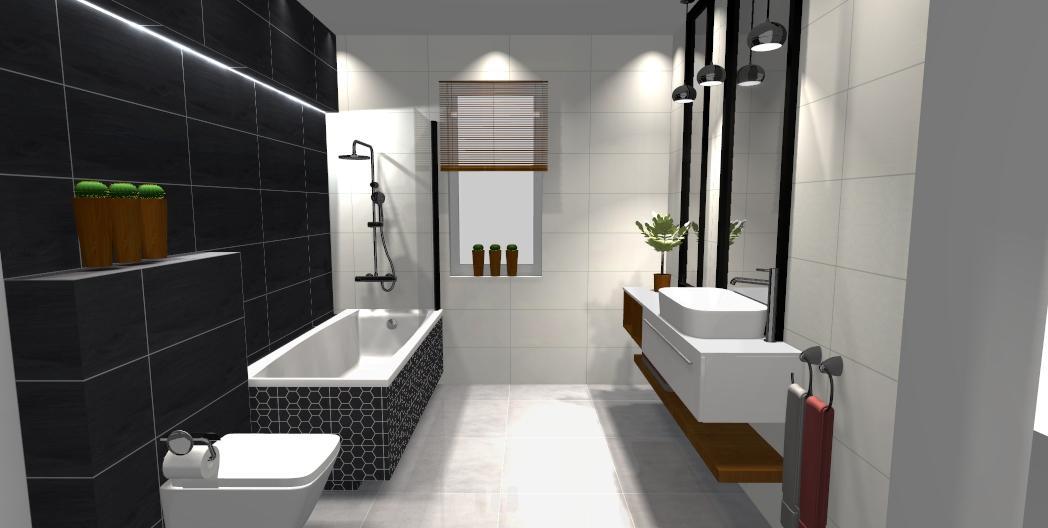 Łazienka w kolecji Paradyż Taiga - zdjęcie od BLU salon łazienek Gniezno