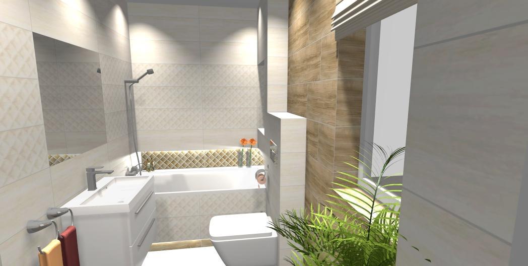 Łazienka w kolekcji Paradyż Miracle - zdjęcie od BLU salon łazienek Gniezno
