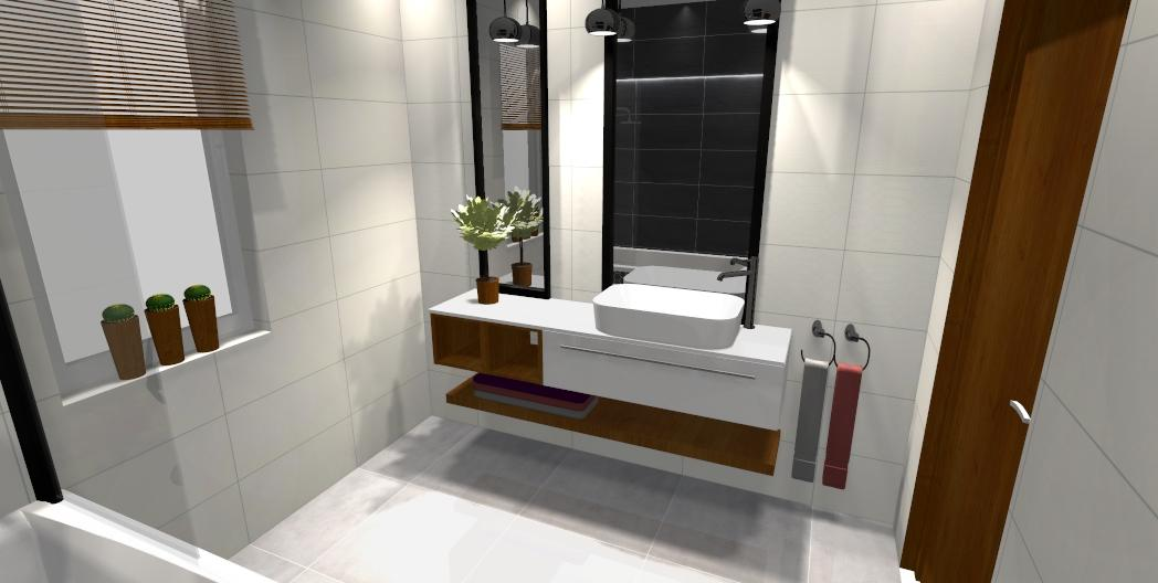 Łazienka w kolekcji Paradyż Taiga - zdjęcie od BLU salon łazienek Gniezno