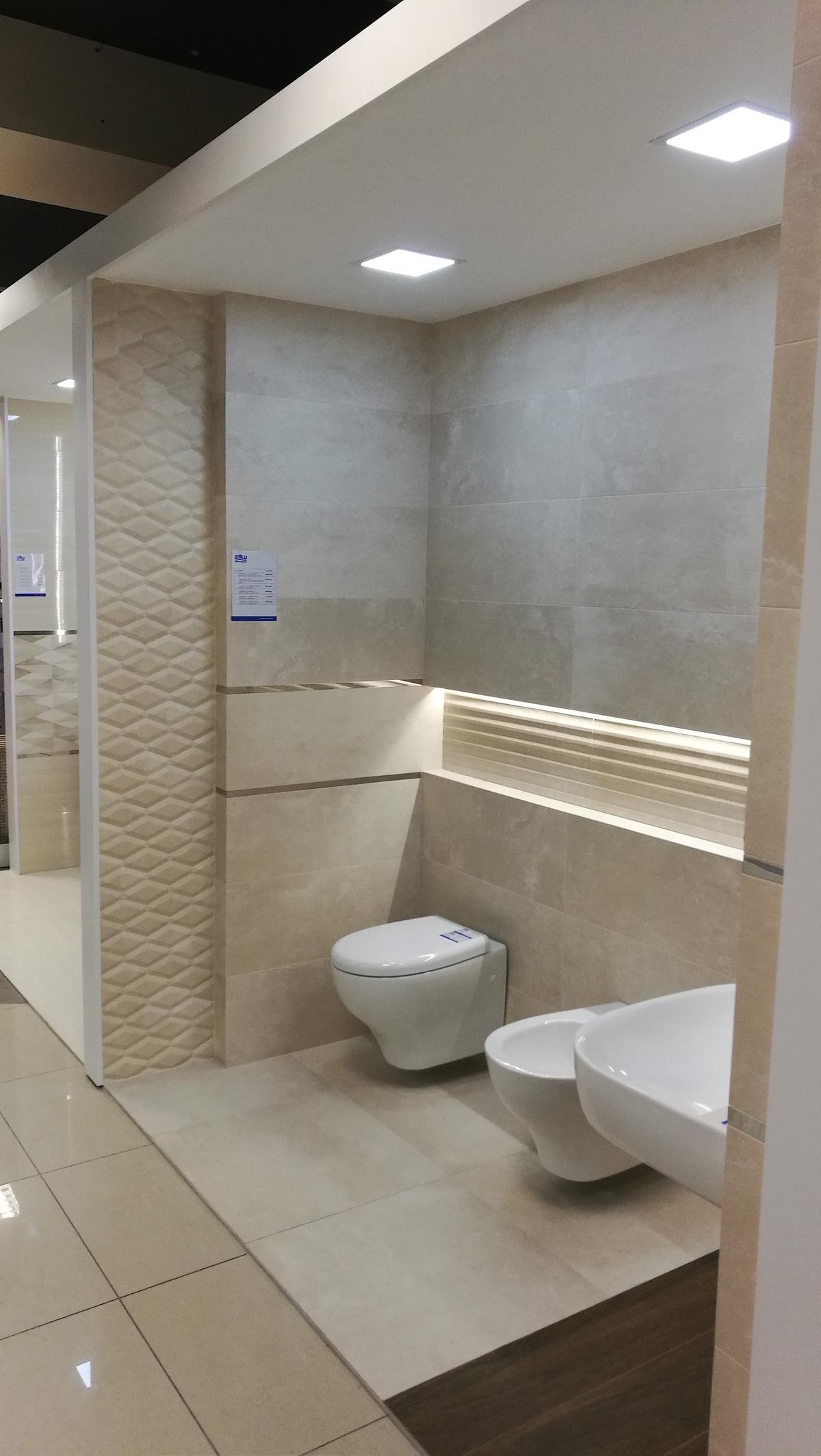 Łazienka w kolekcji Tubądzin Veridiana - zdjęcie od BLU salon łazienek Siedlce