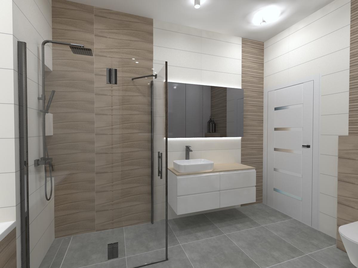 Łazienka z kolekcji PARADYŻ DAIKIRI - zdjęcie od BLU salon łazienek Inowrocław