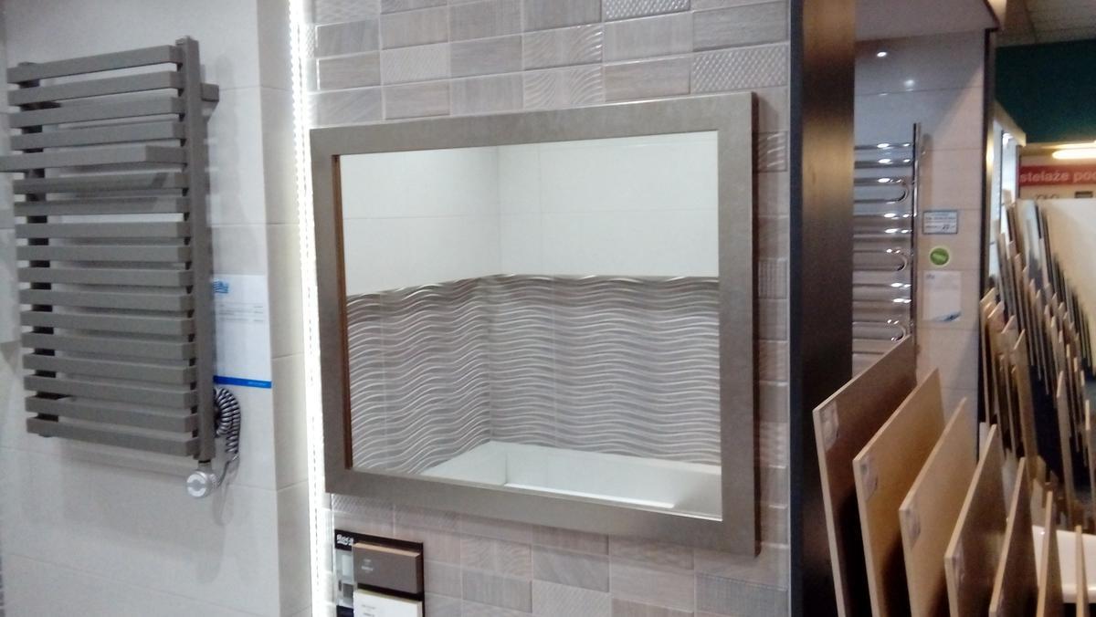 Lustro w ramie Ird 24 - zdjęcie od BLU salon łazienek Chojnice