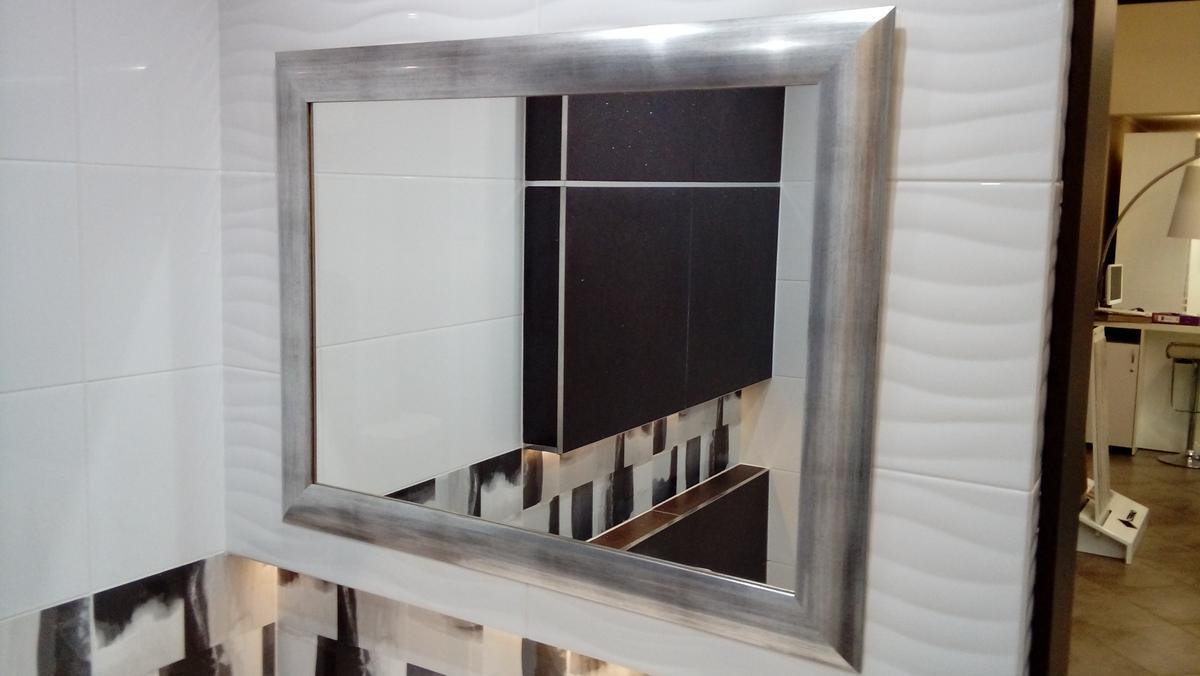 Lustro w ramie Ird 43 - zdjęcie od BLU salon łazienek Chojnice