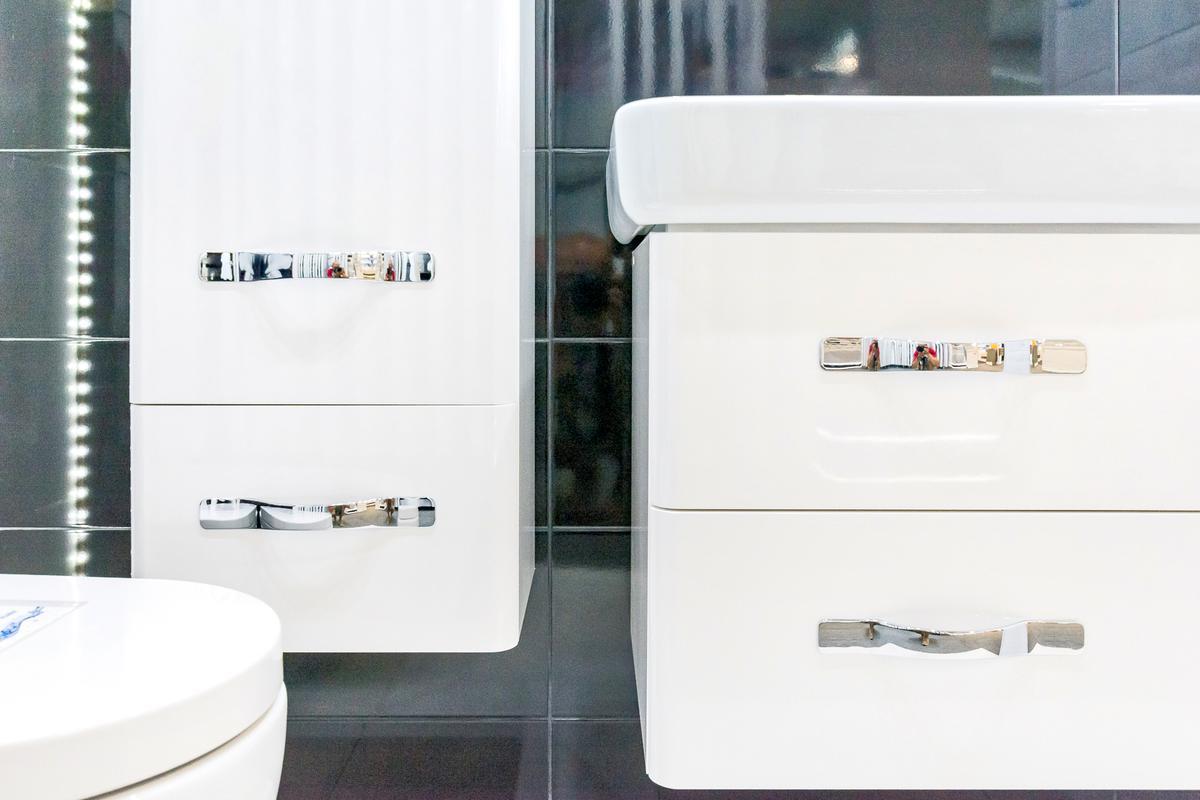 Meble łazienkowe Koło - zdjęcie od BLU salon łazienek Rumia
