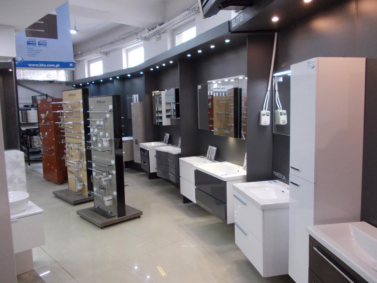 Meble łazienkowe producentów Elita, Defra, Oristo, Cersanit - zdjęcie od BLU salon łazienek Bochnia