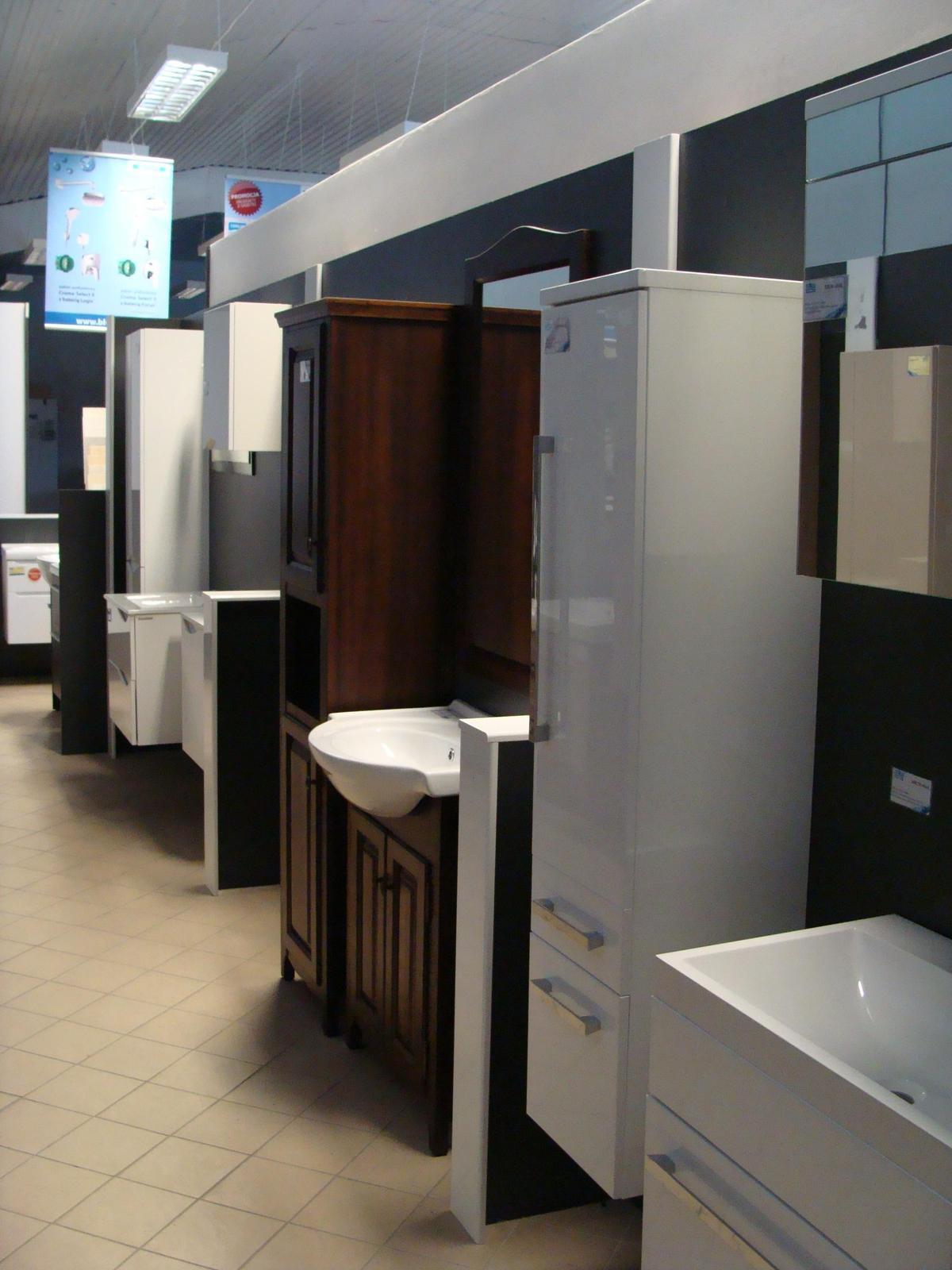 Meble łazienkowe w salonie BLU Mława - zdjęcie od BLU salon łazienek Mława