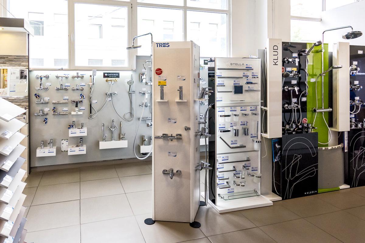 Największy wybór armatury łazienkowej w salonach BLU - zdjęcie od BLU salon łazienek Kwidzyn