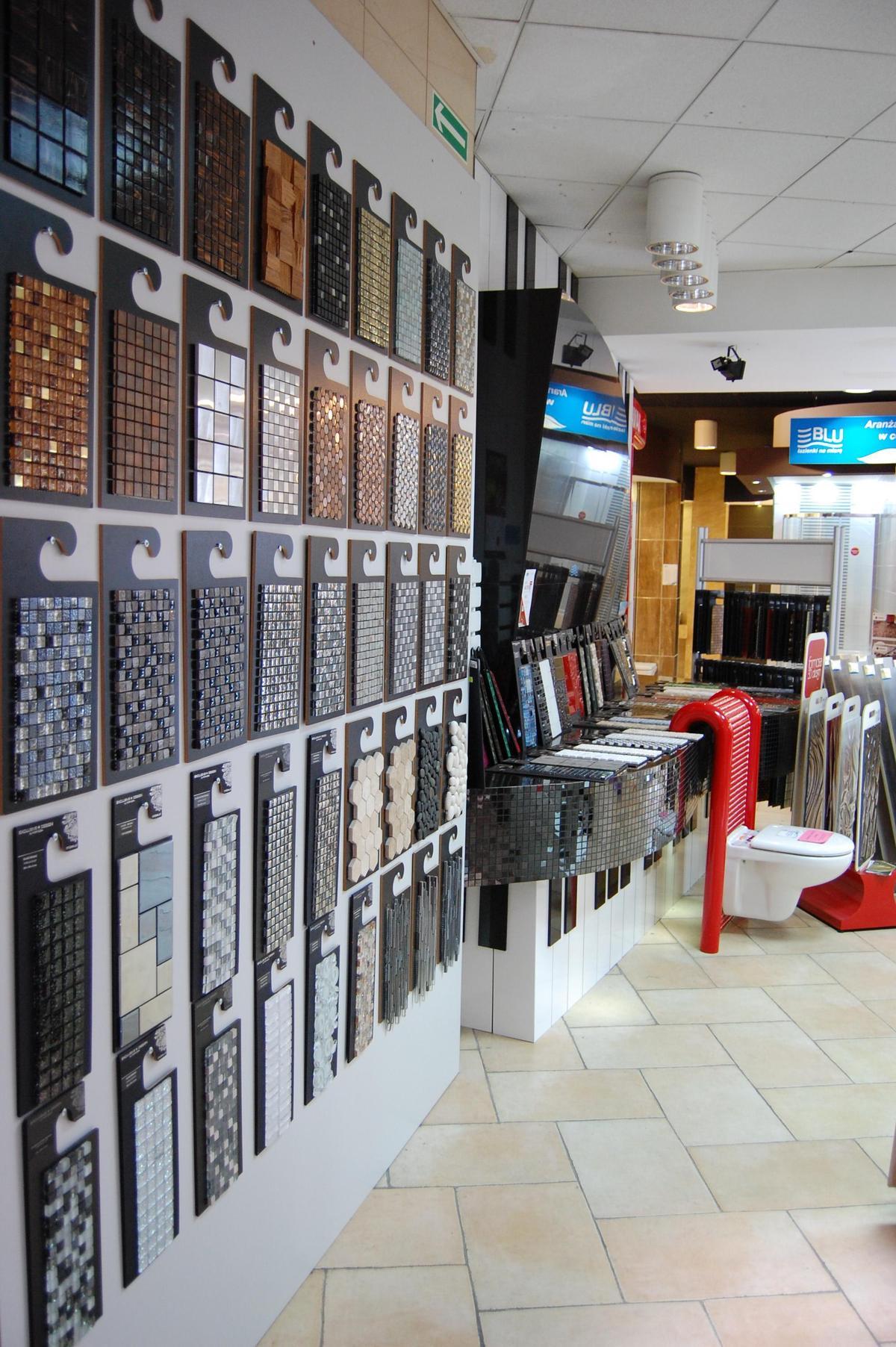 Największy wybór mozaiki szklanej, kamiennej - BLU Nowy Sącz - zdjęcie od BLU salon łazienek Nowy Sącz