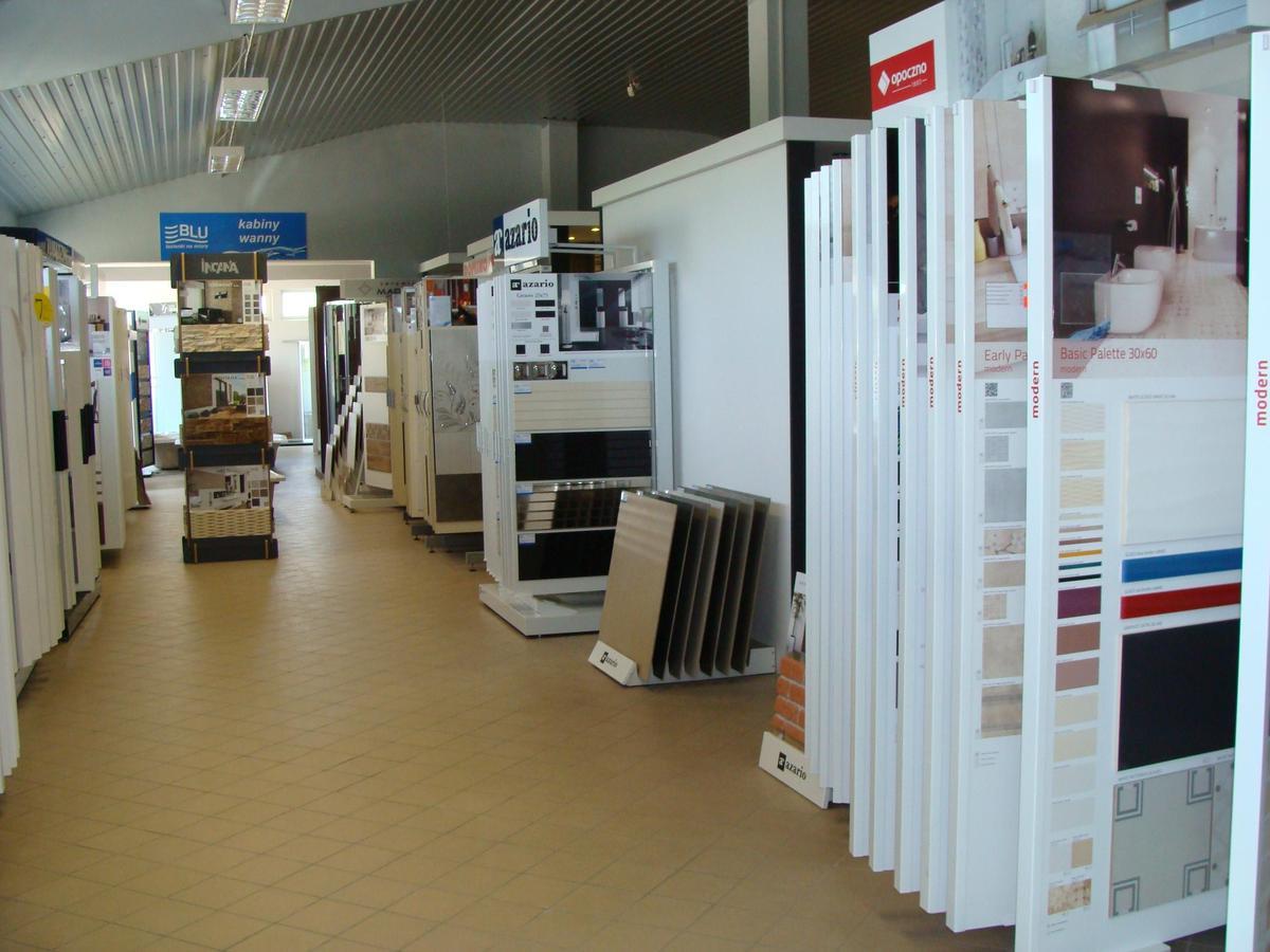 Największy wybór płytek - BLU salon łazienek Mława - zdjęcie od BLU salon łazienek Mława