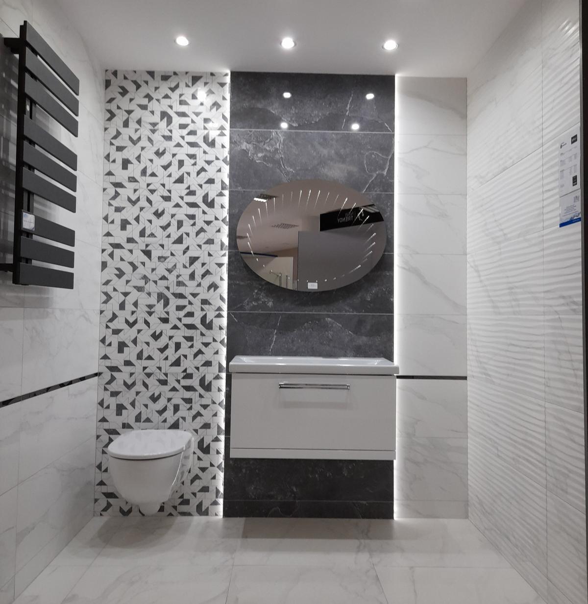 Nowa ekspozycja marki własnej AZARIO BIRENO - zdjęcie od BLU salon łazienek Inowrocław