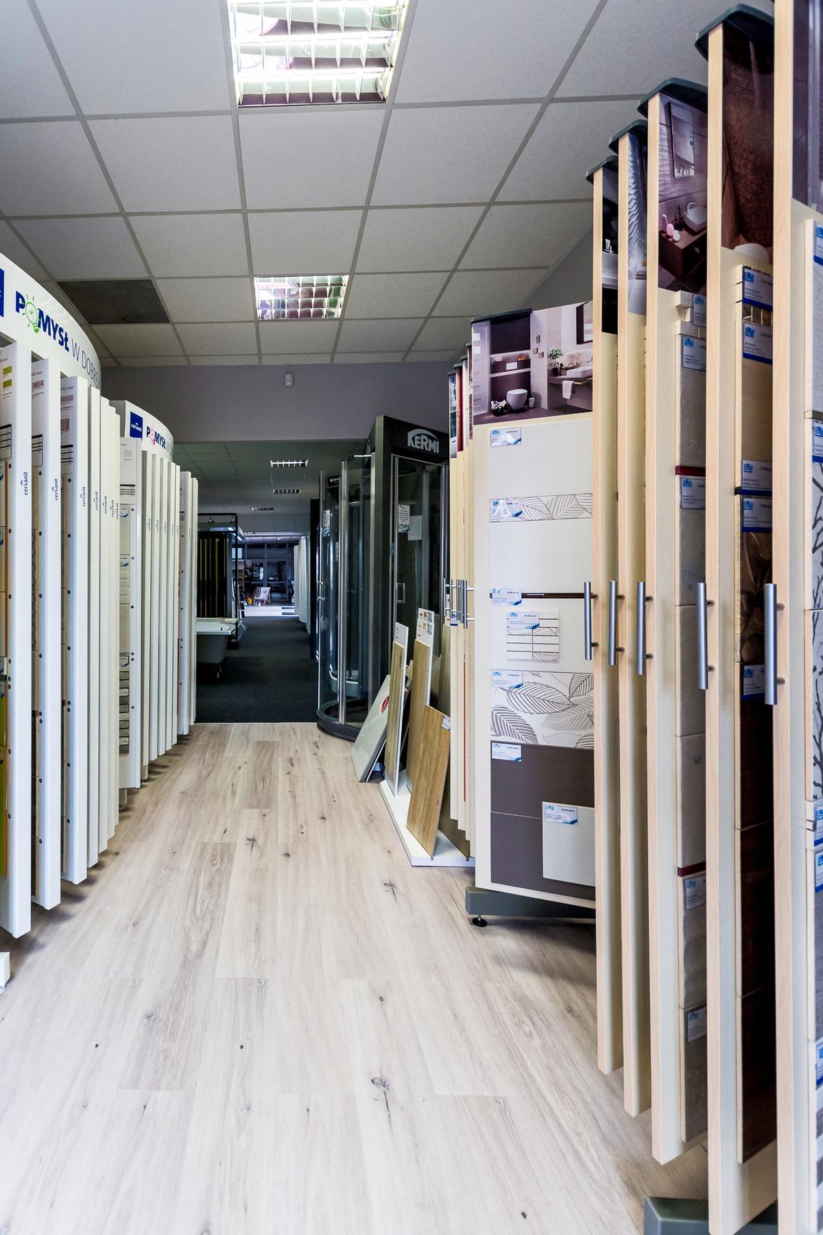 Ogromny wybór płytek - BLU salon łazienek Włocławek - zdjęcie od BLU salon łazienek Włocławek