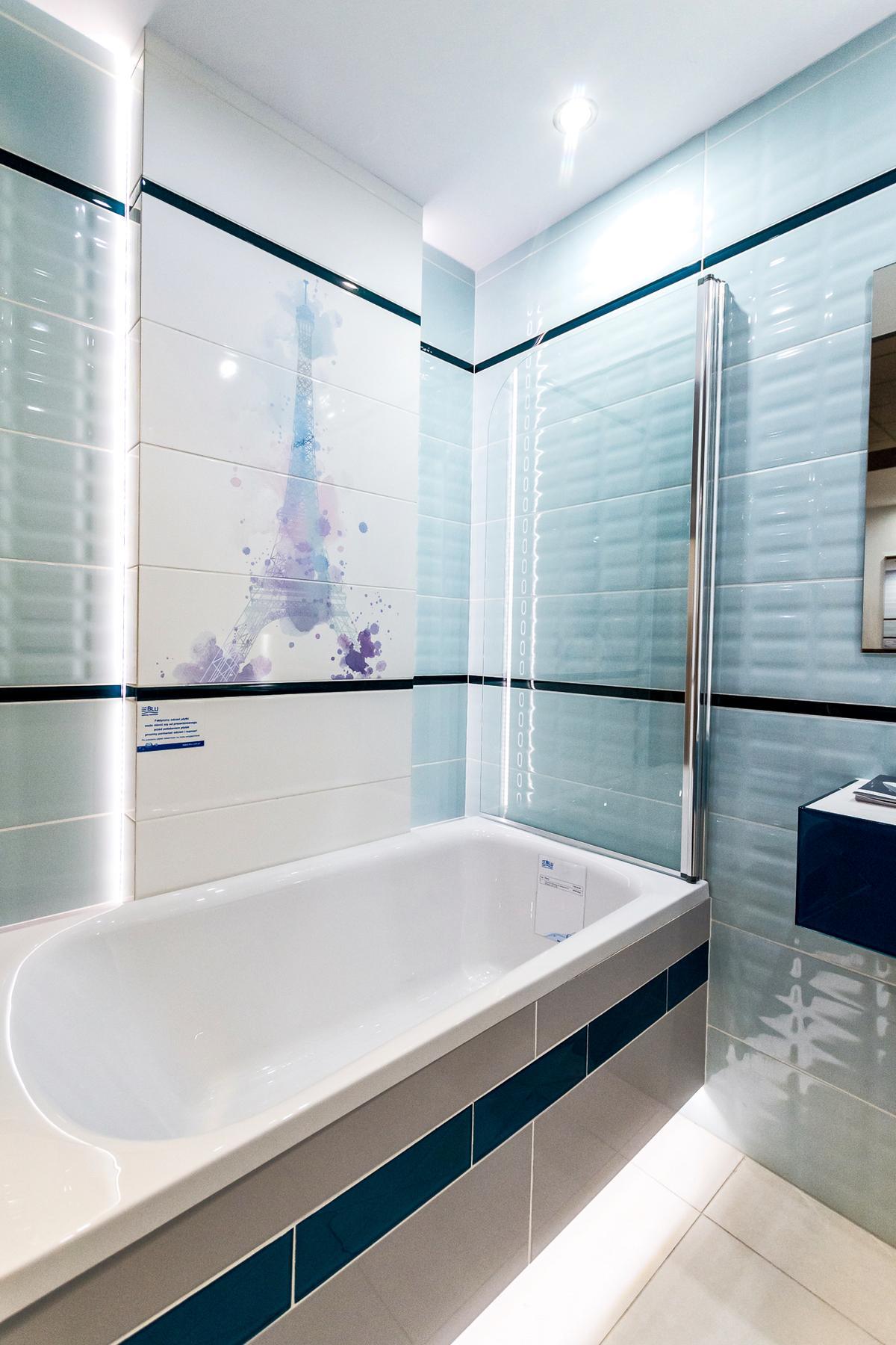 Paryż w Łazience - Opoczno Parisen - zdjęcie od BLU salon łazienek Łódź